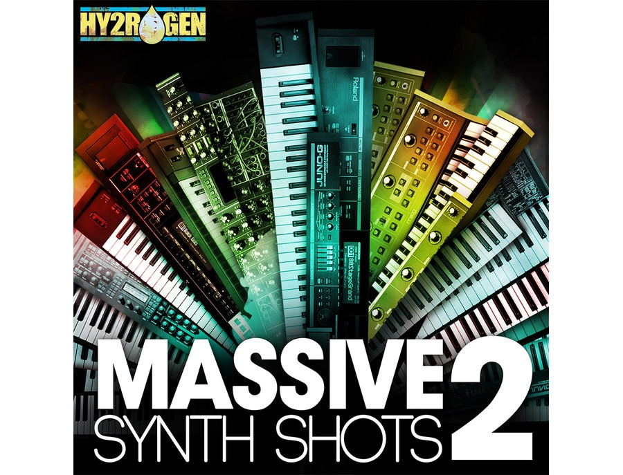 HY2ROGEN Massive Synth Shots Vol.2
