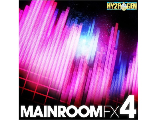 HY2ROGEN Mainroom FX 4