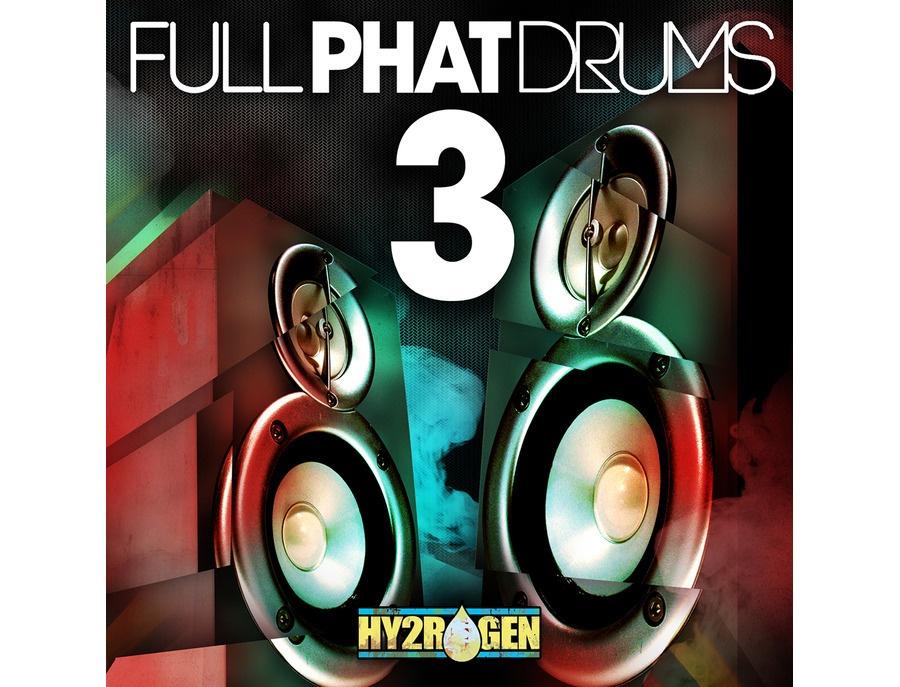 HY2ROGEN Full Phat Drums 3