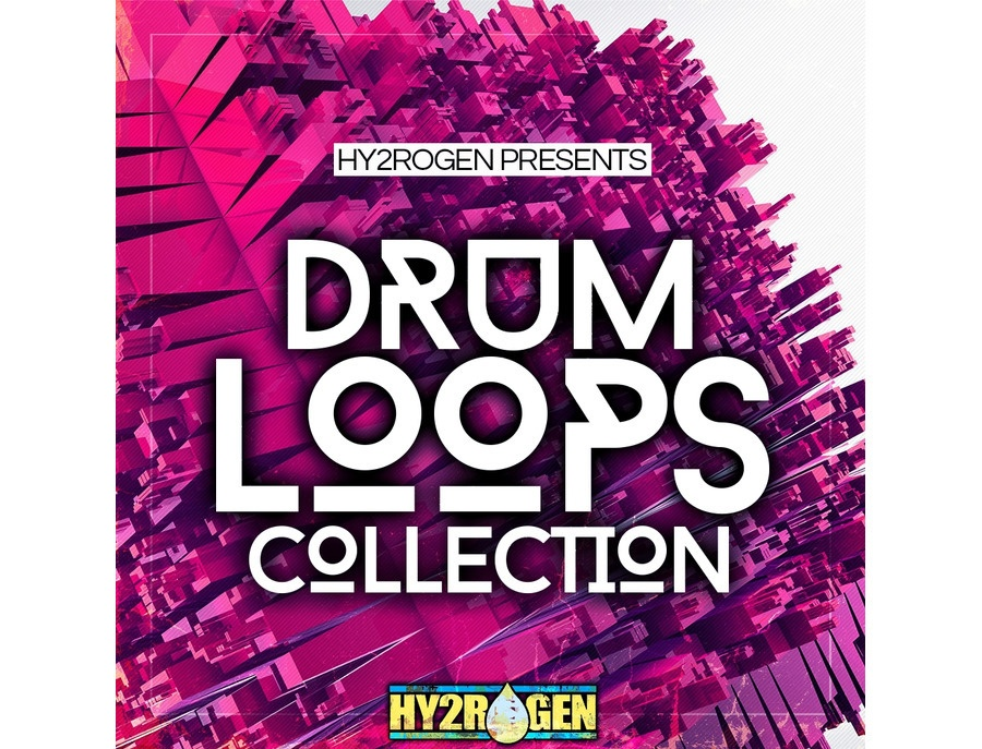 HY2ROGEN Drum Loops Collection