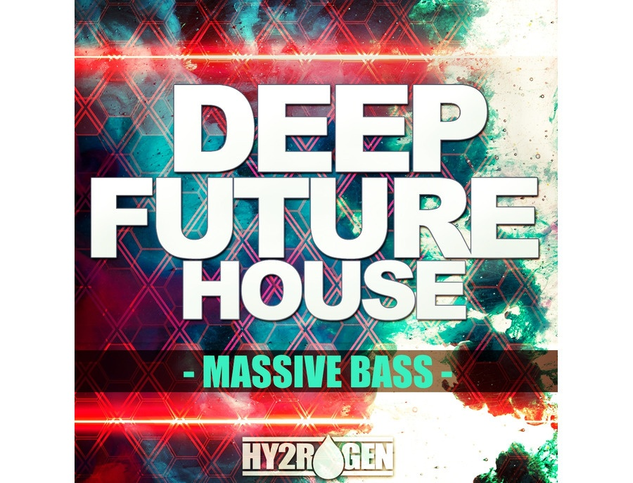 HY2ROGEN Deep Future House Massive Bass