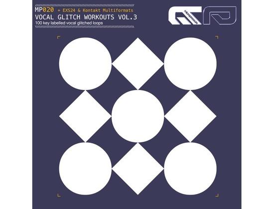 HY2ROGEN Vocal Glitch Workouts Vol. 3