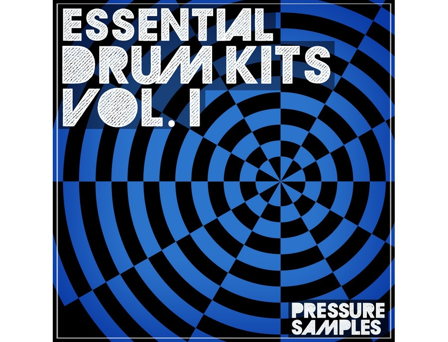HY2ROGEN Essential Drum Kits Vol. 1