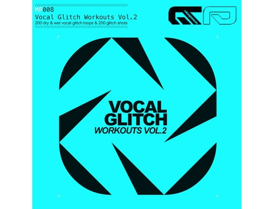 HY2ROGEN Vocal Glitch Workouts Vol.2