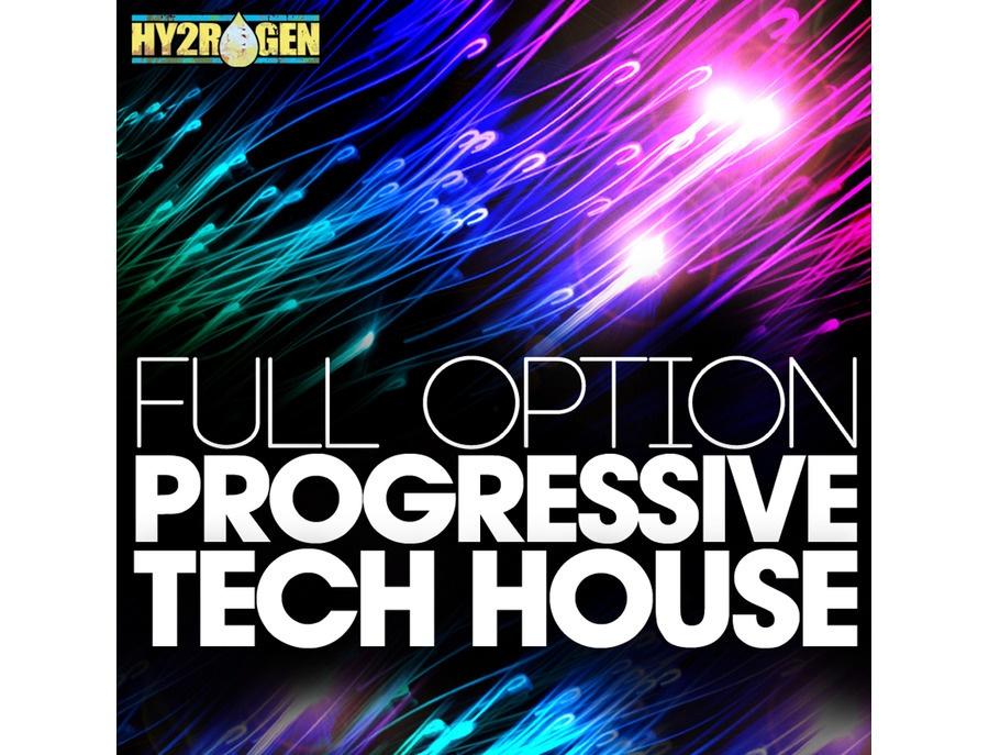 HY2ROGEN Full Option Progressive Tech House