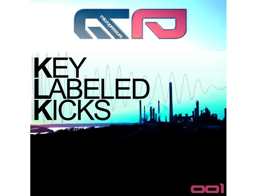 HY2ROGEN Key Labeled Kicks