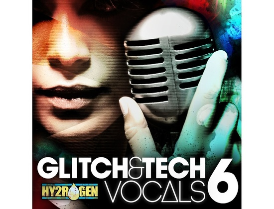 HY2ROGEN Glitch & Tech Vocals 6