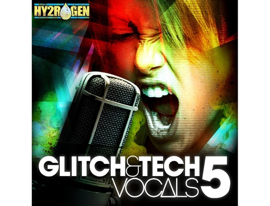 HY2ROGEN Glitch & Tech Vocals 5