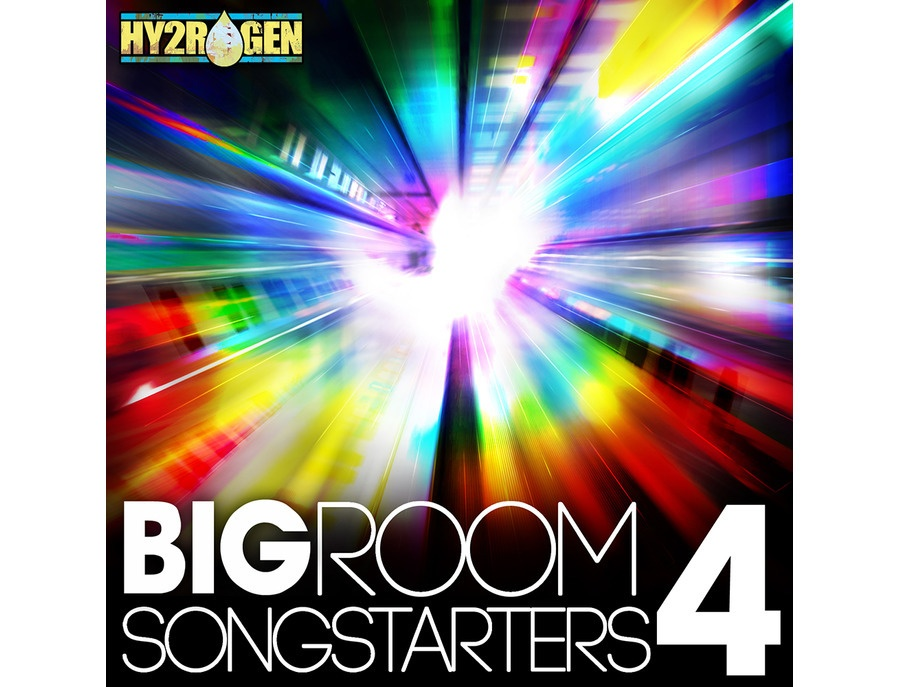 HY2ROGEN Bigroom Songstarters 4