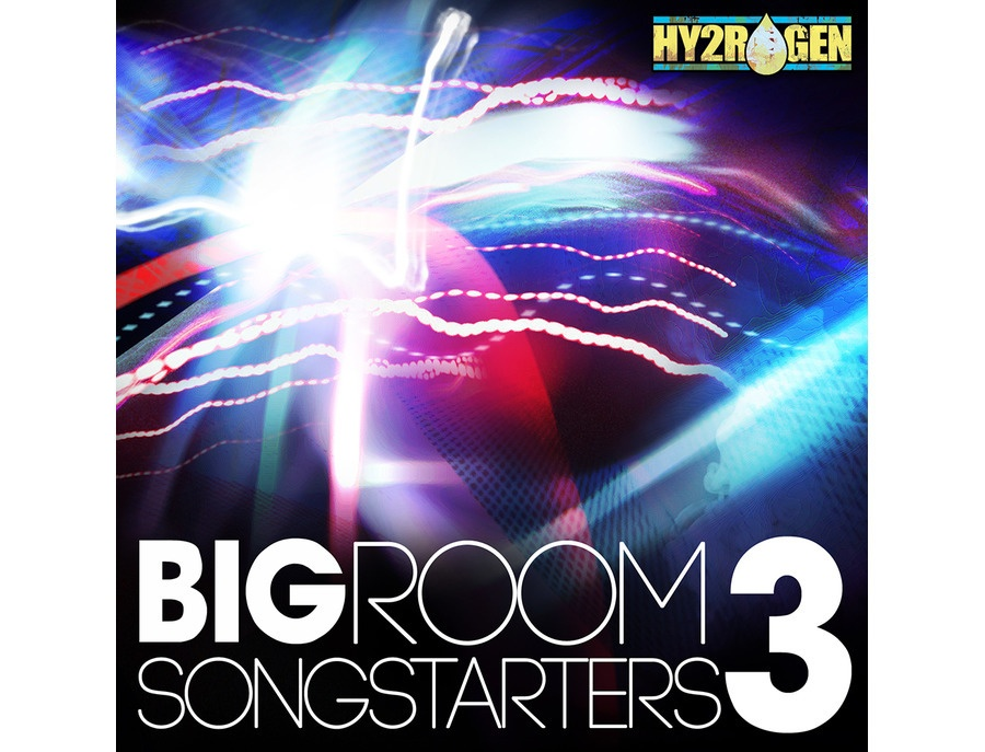 HY2ROGEN Bigroom Songstarters 3