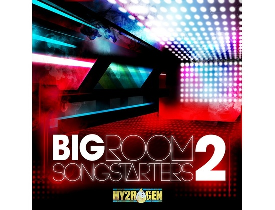 HY2ROGEN Bigroom Songstarters 2