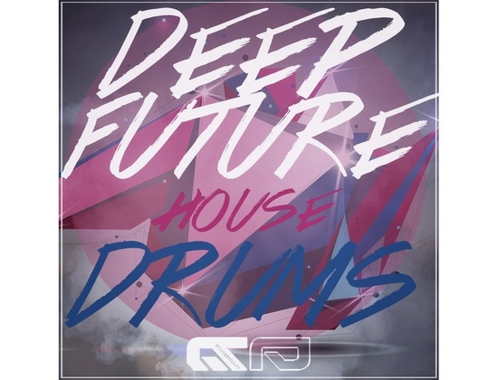 HY2ROGEN Deep Future House Drums