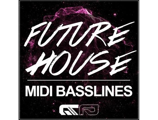 HY2ROGEN Future House MIDI Basslines