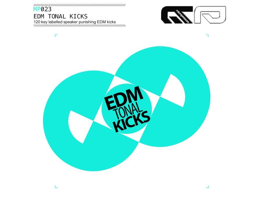 HY2ROGEN EDM Tonal Kicks