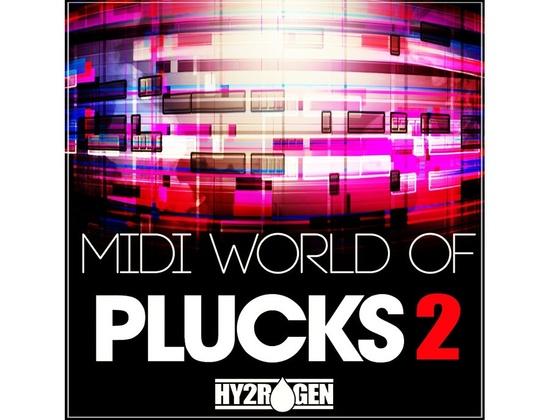 HY2ROGEN MIDI World Of Plucks 2