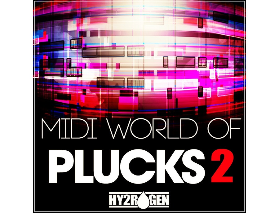 HY2ROGEN MIDI World Of Plucks 2 Reviews & Prices | Equipboard®