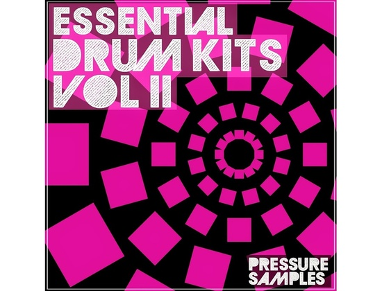 HY2ROGEN Essential Drum Kits 2