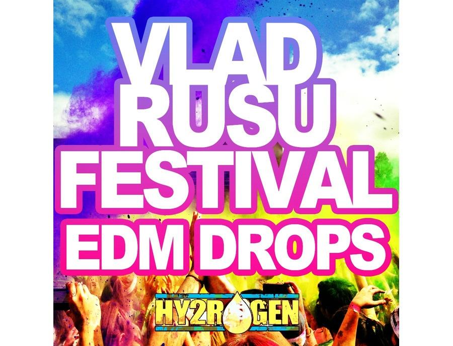 HY2ROGEN Vlad Rusu - Festival EDM Drops