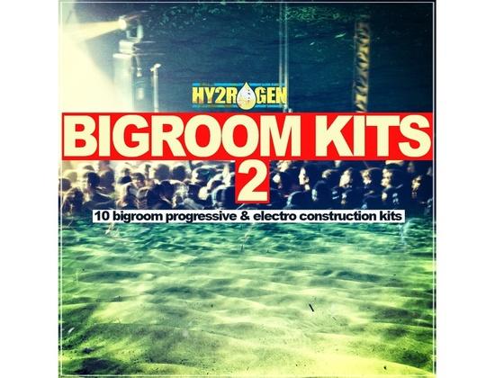 HY2ROGEN Bigroom Kits 2