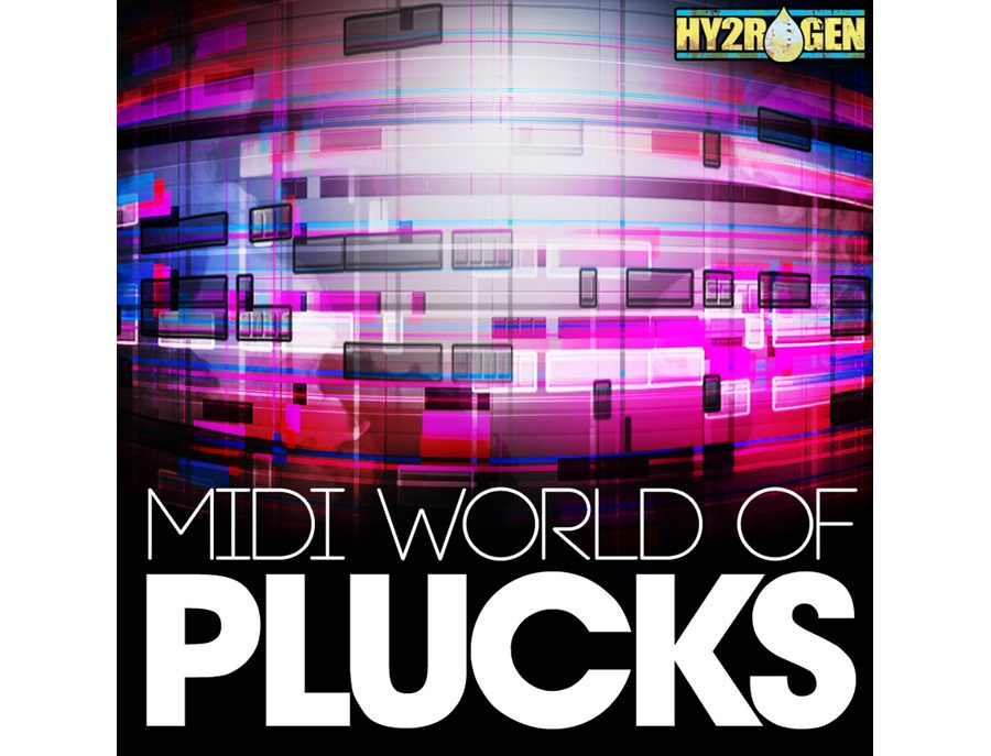 HY2ROGEN MIDI World of Plucks