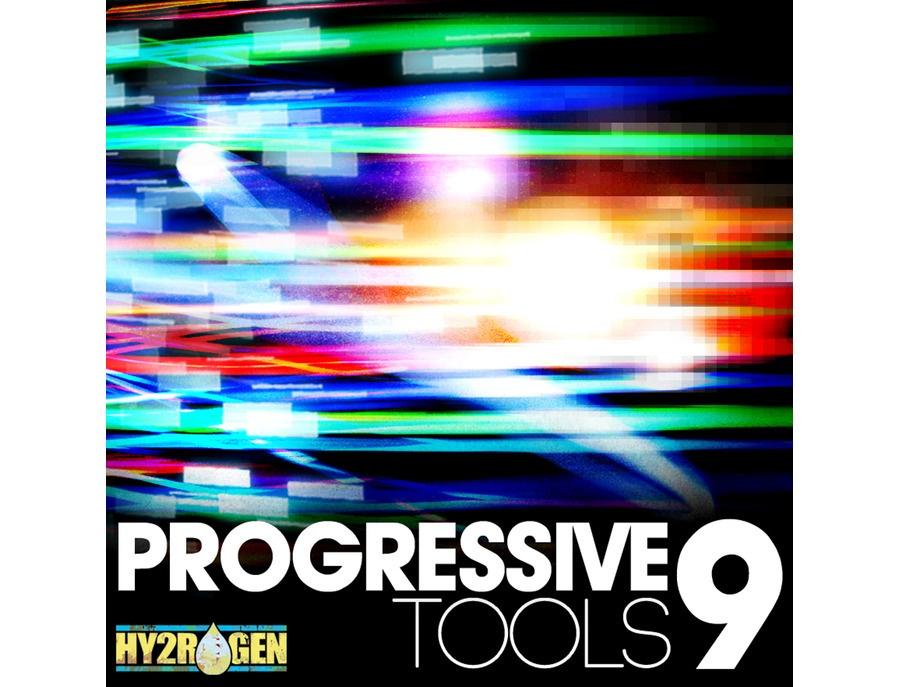 HY2ROGEN Progressive Tools 9