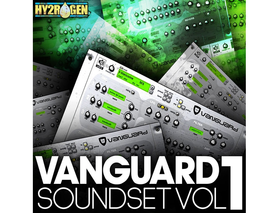 HY2ROGEN Vanguard Soundset Vol.1
