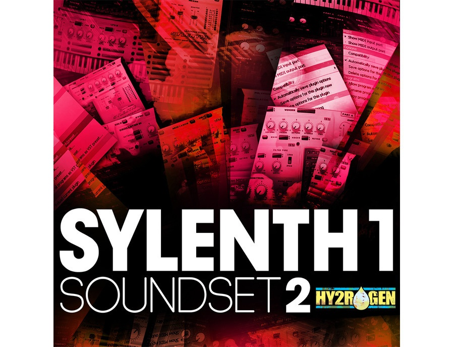 HY2ROGEN Sylenth1 Soundset Vol.2