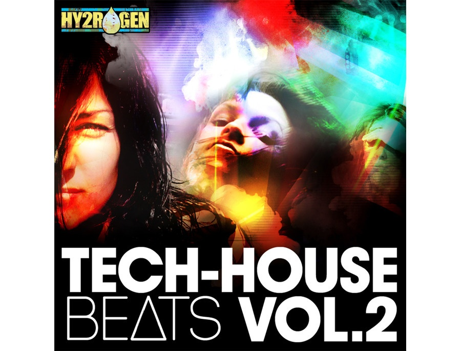 HY2ROGEN Tech-House Beats Vol.2