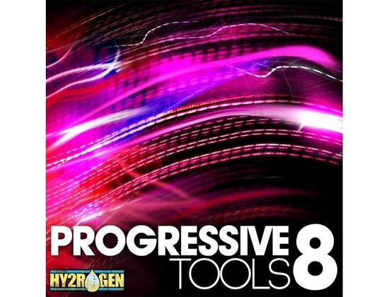 HY2ROGEN Progressive Tools 8