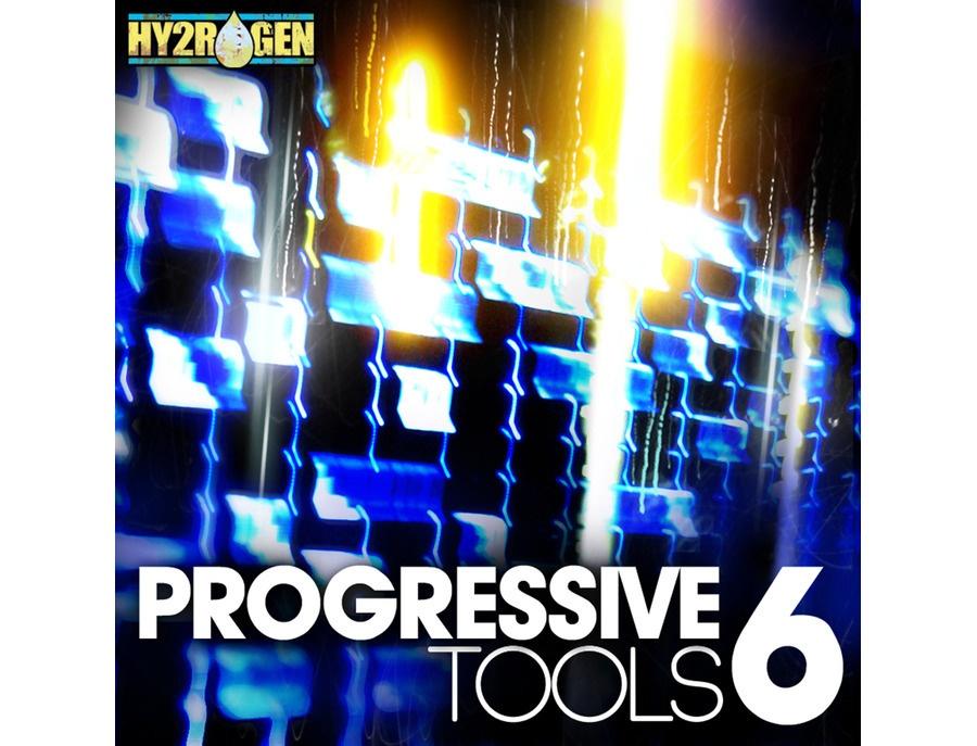 HY2ROGEN Progressive Tools 6