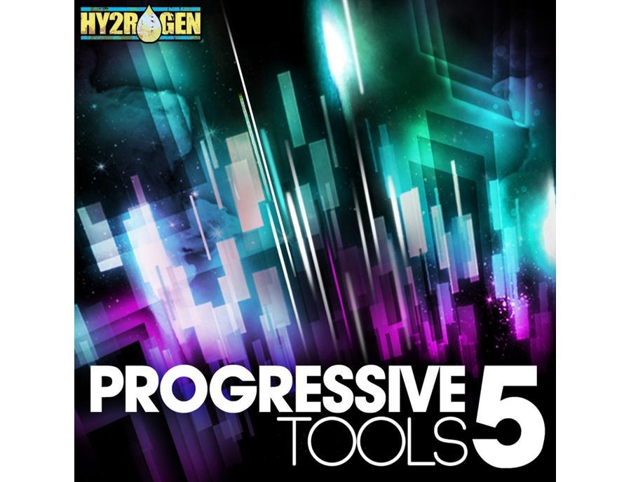 HY2ROGEN Progressive Tools 5