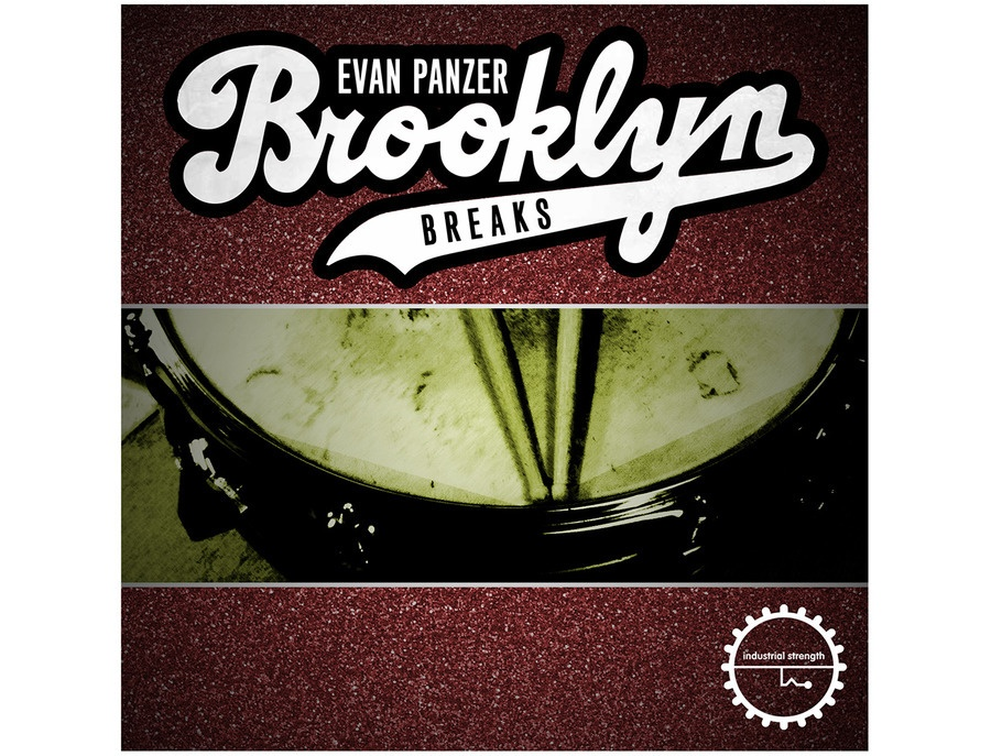 Industrial Strength Evan Panzer Brooklyn Breaks