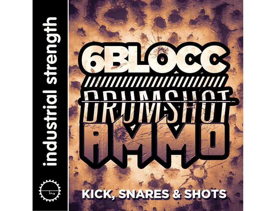 Industrial Strength 6Blocc Drumshot Ammo