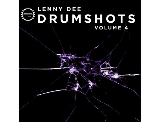 Industrial Strength Lenny Dee  - Drum Shots Vol. 4