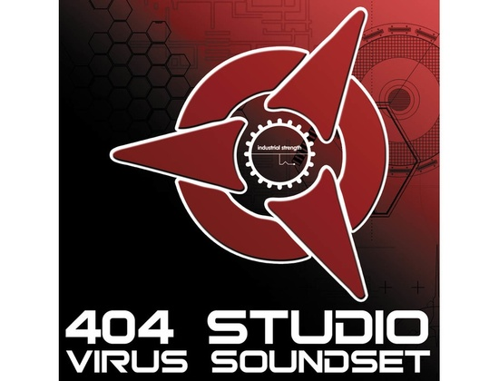 Industrial Strength 404 Studio Virus Soundset