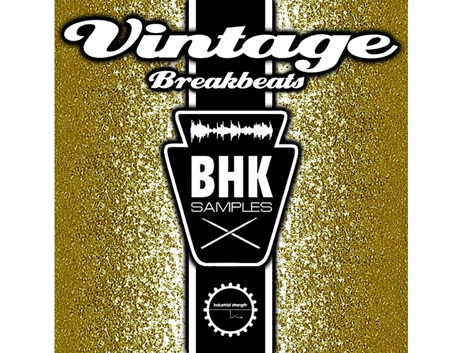 Industrial Strength Vintage Breaks Breakbeat Pack