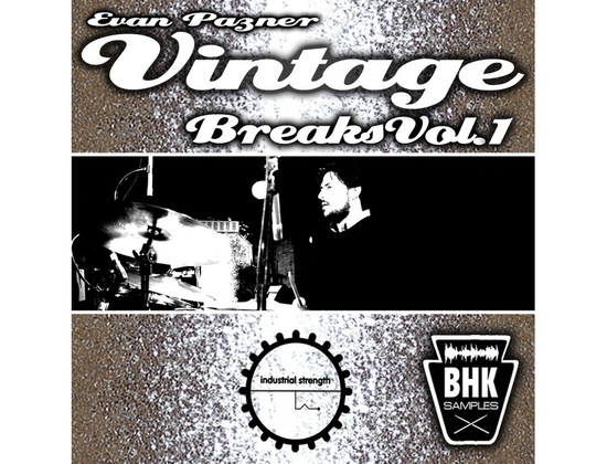 Industrial Strength Vintage Breaks Vol1