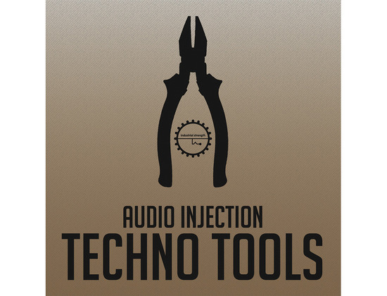 Industrial Strength Audio Injection - Techno Tools