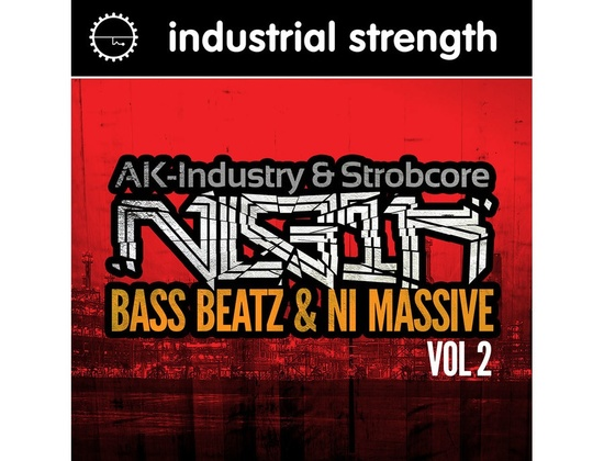 Industrial Strength Nekrolog1k - Bass Beatz & NI Massive Vol 2