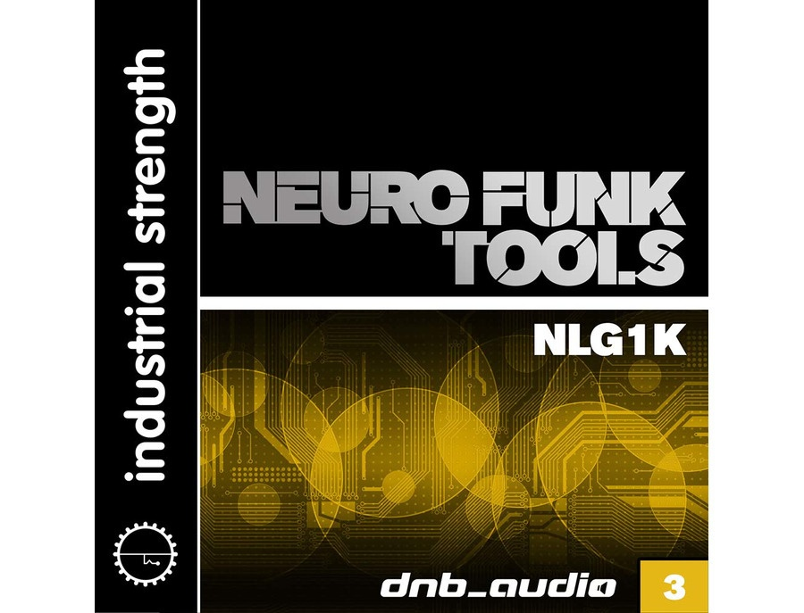 Industrial Strength DnB Audio 3 - Nekrolog1k's Neuro Funk Tools