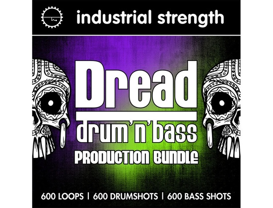Industrial Strength Dread - Drum & Bass Production Bundle