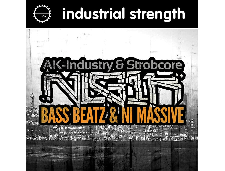 Industrial Strength Nekrolog1k - Bass Beatz & NI Massive