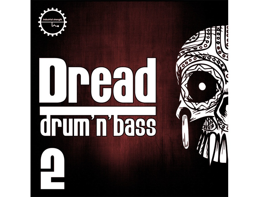 Industrial Strength Dread - Drum 'n' Bass Vol. 2