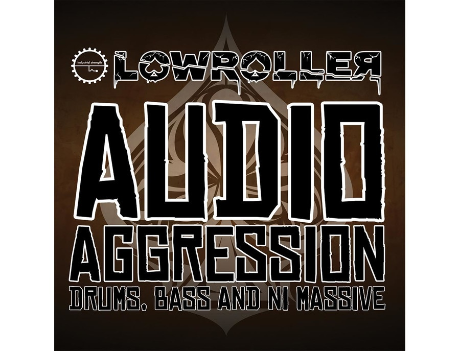 Industrial Strength Lowroller - Audio Agression