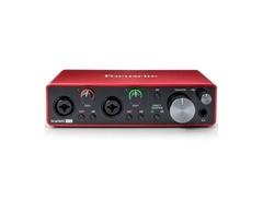 Focusrite scarlett 2i2 usb audio interface s