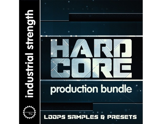 Industrial Strength Hardcore Production Bundle