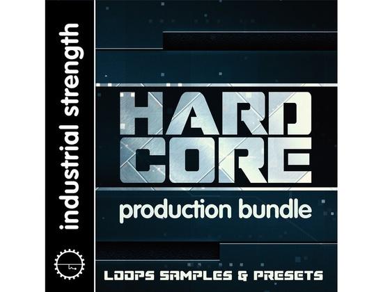 Industrial Strength Hardcore Production Bundle