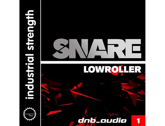 Industrial Strength DnB Audio: Snare