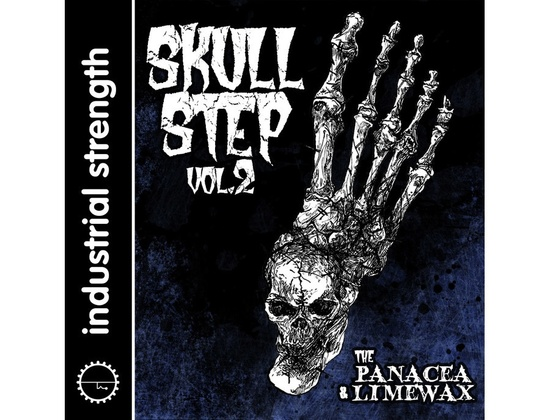 Industrial Strength Skullstep - The Panacea & Limewax Vol. 2