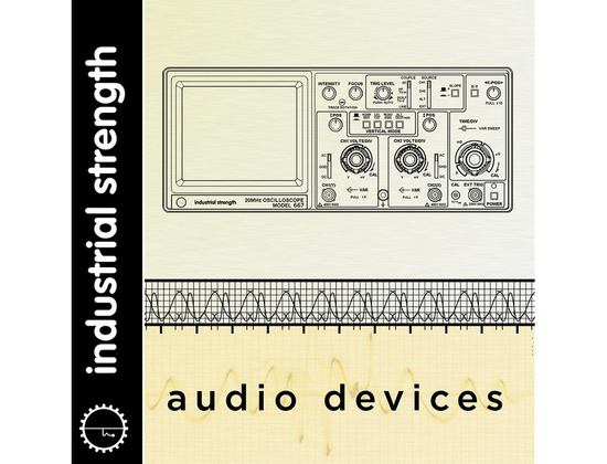 Industrial Strength Audio Devices - Lenny Dee